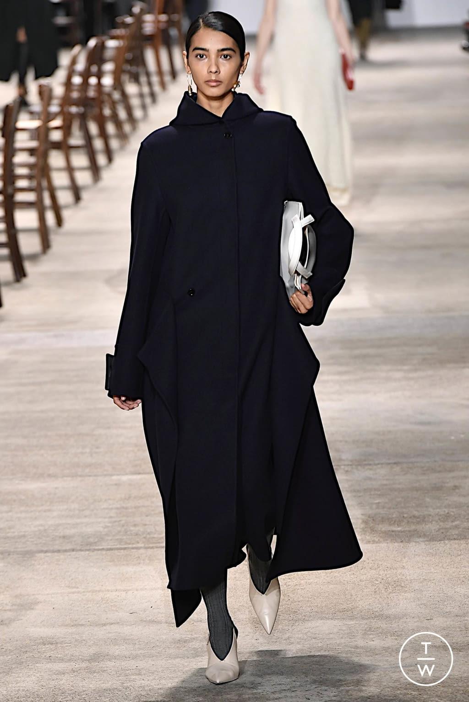 Fashion Week Milan Fall/Winter 2020 look 27 from the Jil Sander collection womenswear
