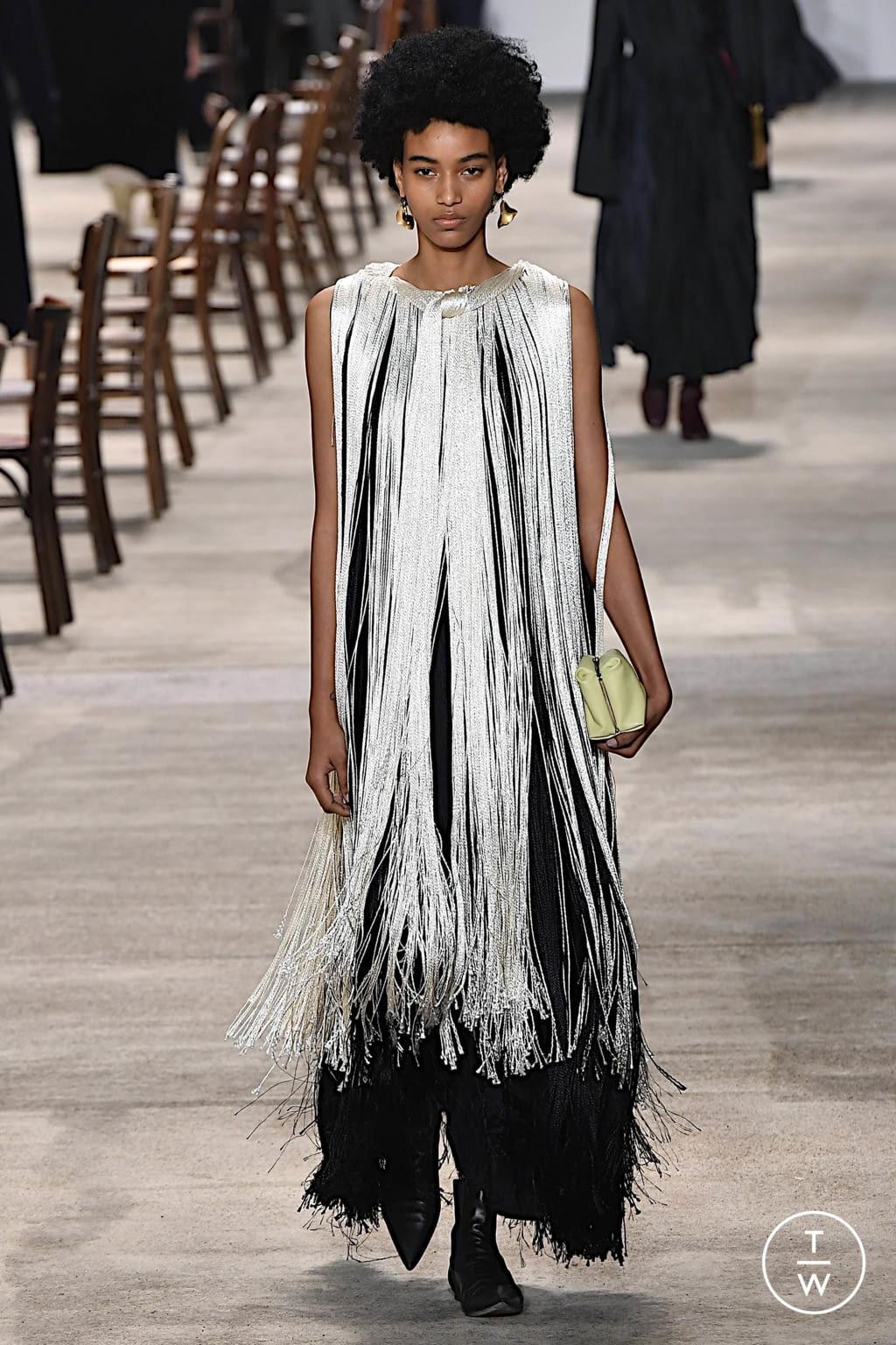 Fashion Week Milan Fall/Winter 2020 look 31 de la collection Jil Sander womenswear
