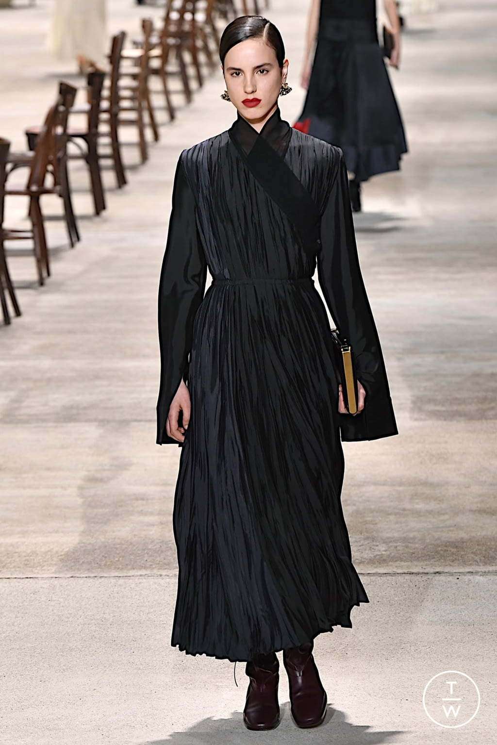Fashion Week Milan Fall/Winter 2020 look 30 de la collection Jil Sander womenswear