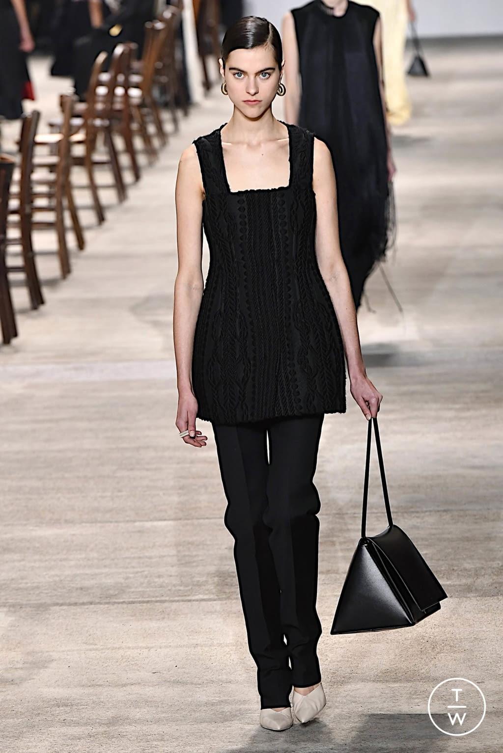 Fashion Week Milan Fall/Winter 2020 look 35 de la collection Jil Sander womenswear