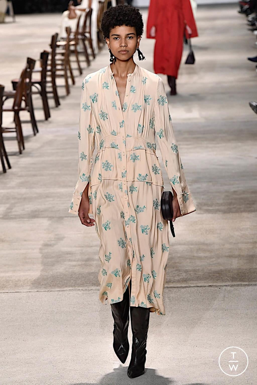 Fashion Week Milan Fall/Winter 2020 look 38 de la collection Jil Sander womenswear