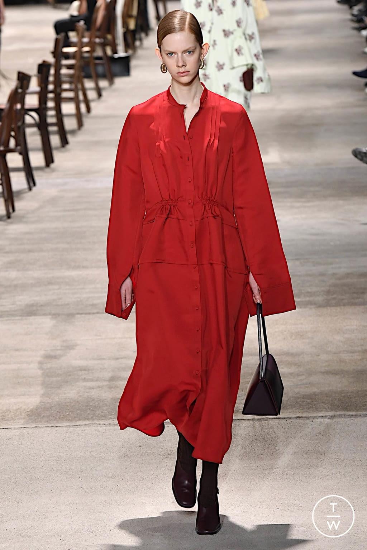 Fashion Week Milan Fall/Winter 2020 look 39 de la collection Jil Sander womenswear