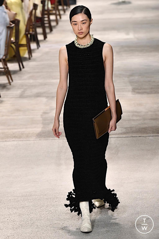 Fashion Week Milan Fall/Winter 2020 look 49 de la collection Jil Sander womenswear