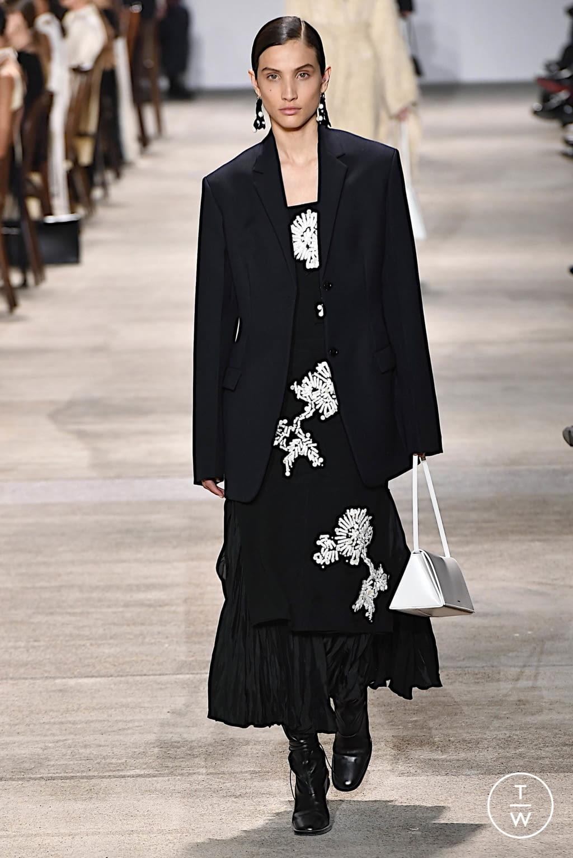 Fashion Week Milan Fall/Winter 2020 look 52 de la collection Jil Sander womenswear