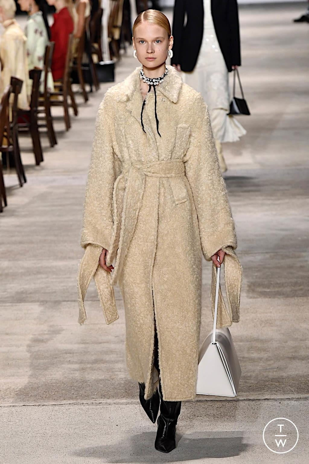 Fashion Week Milan Fall/Winter 2020 look 53 de la collection Jil Sander womenswear