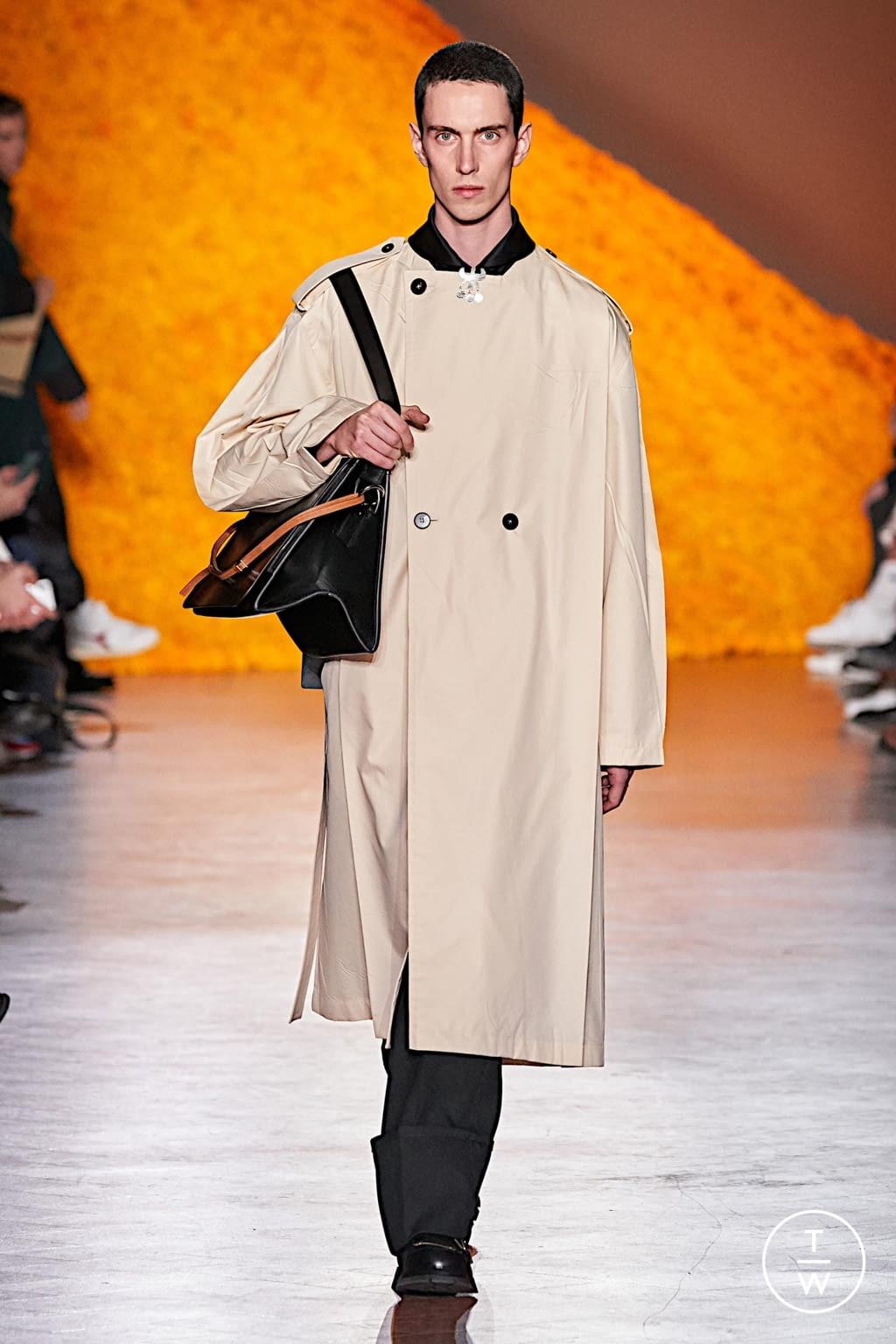 Fashion Week Florence Fall/Winter 2020 look 35 de la collection Jil Sander menswear