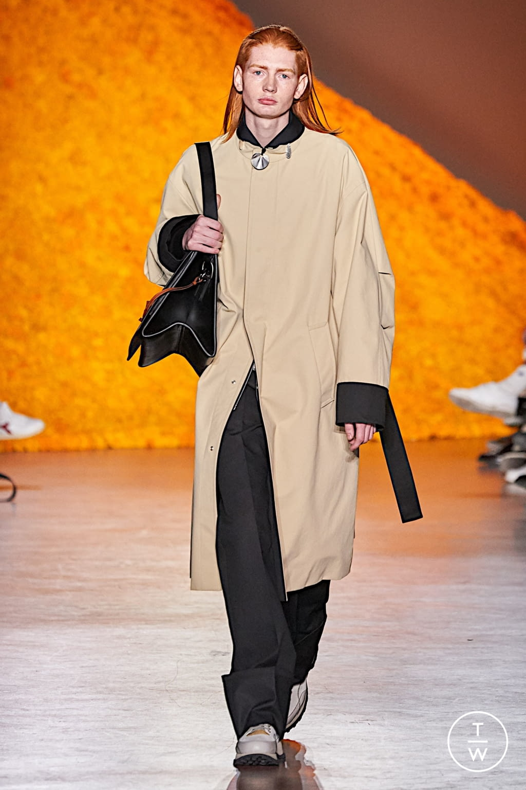 Fashion Week Florence Fall/Winter 2020 look 32 de la collection Jil Sander menswear