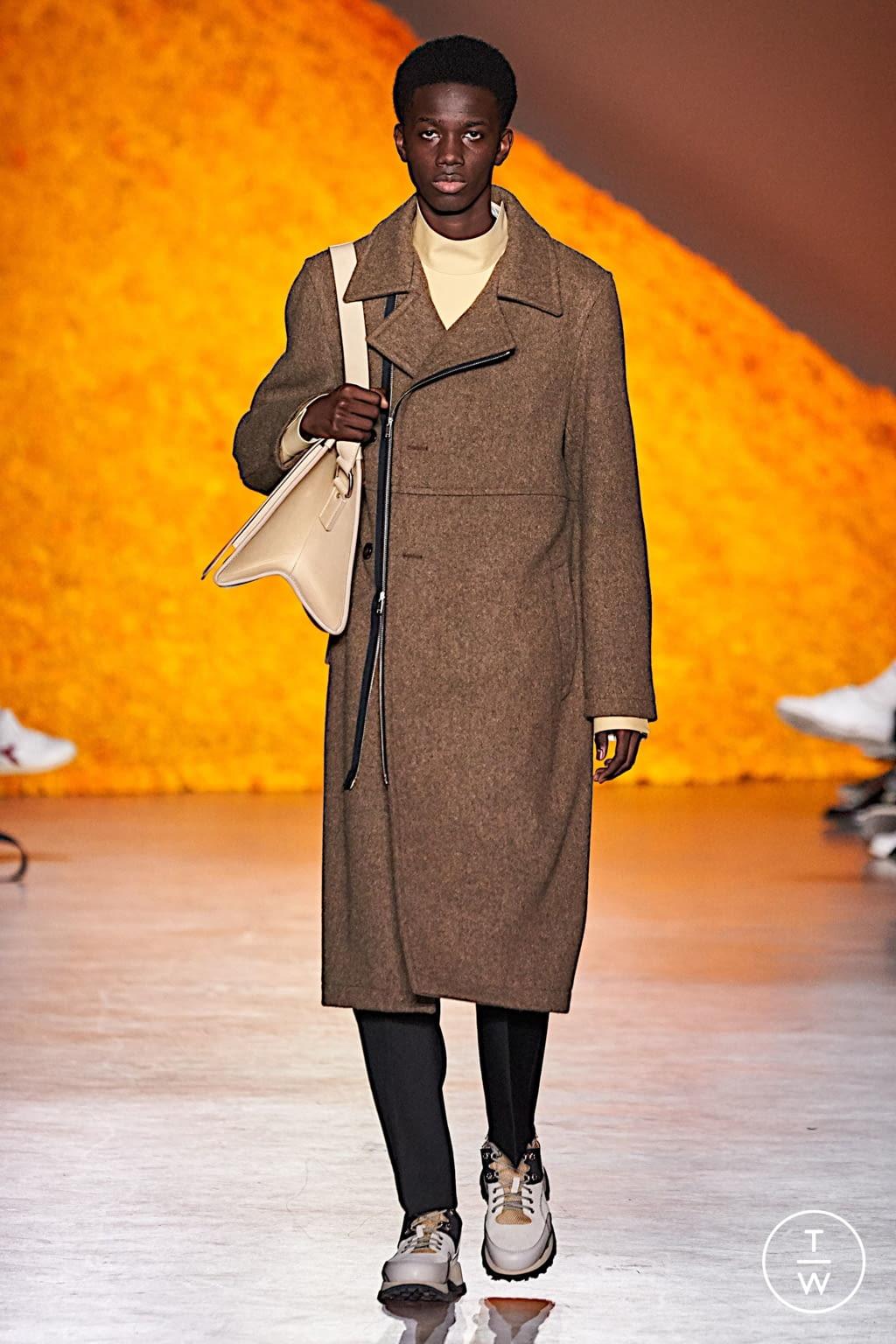 Fashion Week Florence Fall/Winter 2020 look 29 de la collection Jil Sander menswear