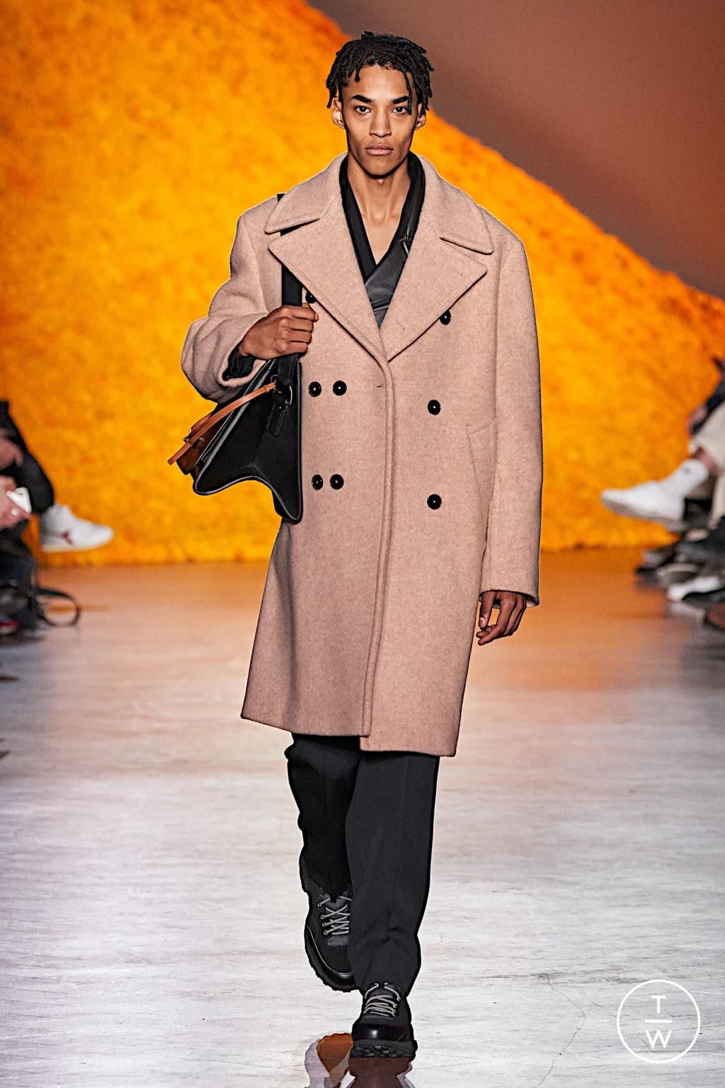 Fashion Week Florence Fall/Winter 2020 look 31 de la collection Jil Sander menswear