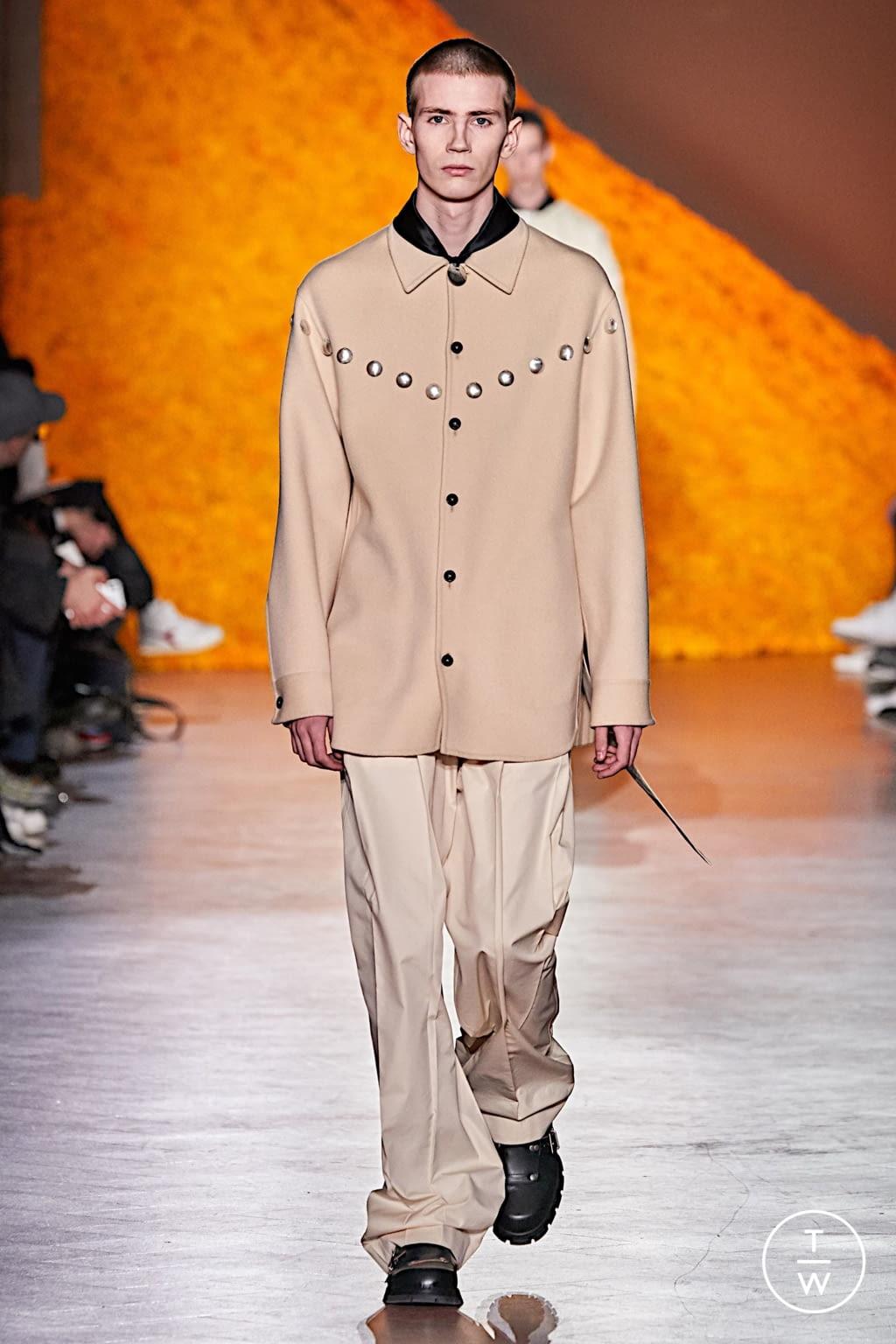 Fashion Week Florence Fall/Winter 2020 look 34 de la collection Jil Sander menswear