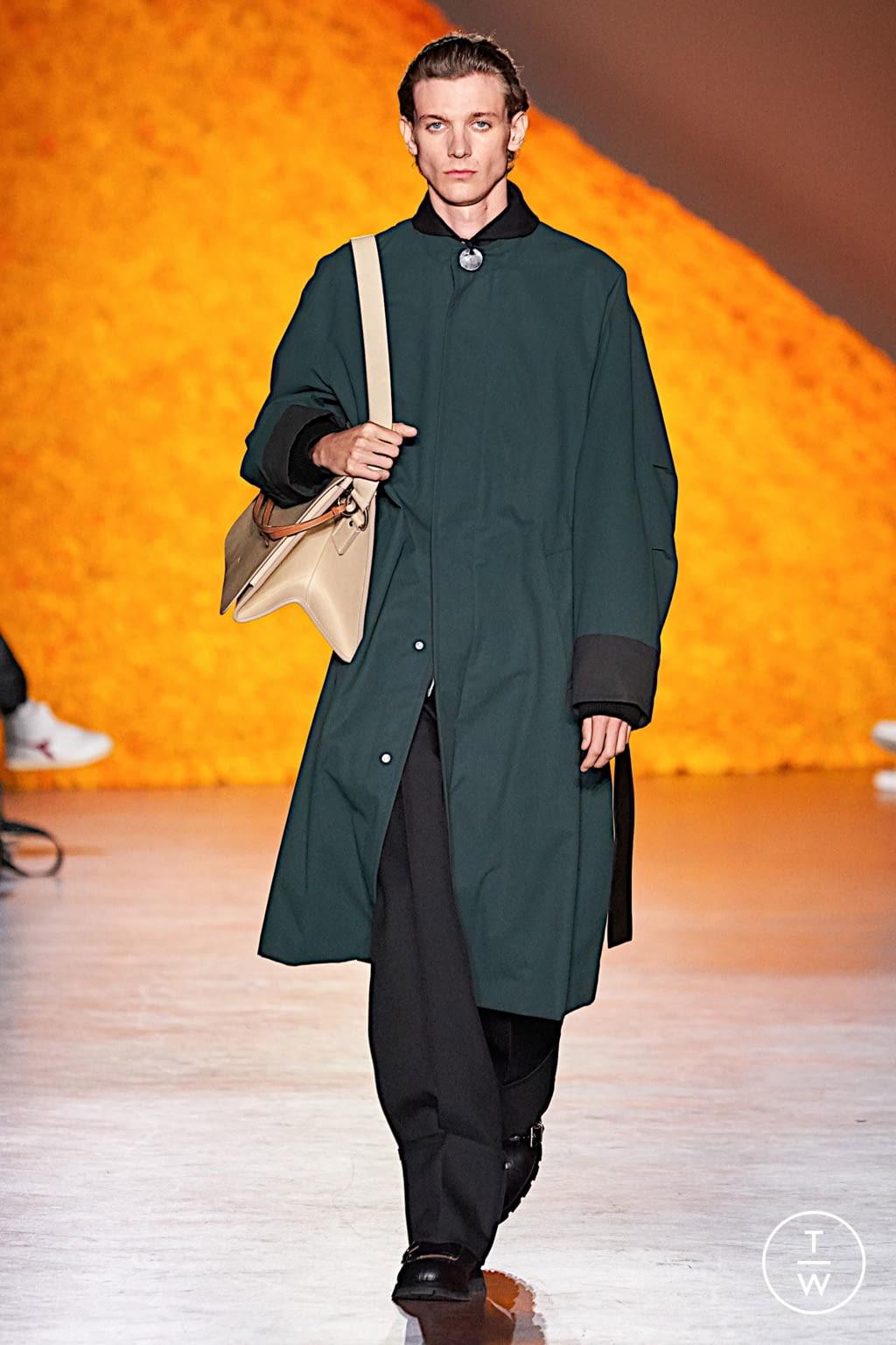 Fashion Week Florence Fall/Winter 2020 look 36 de la collection Jil Sander menswear