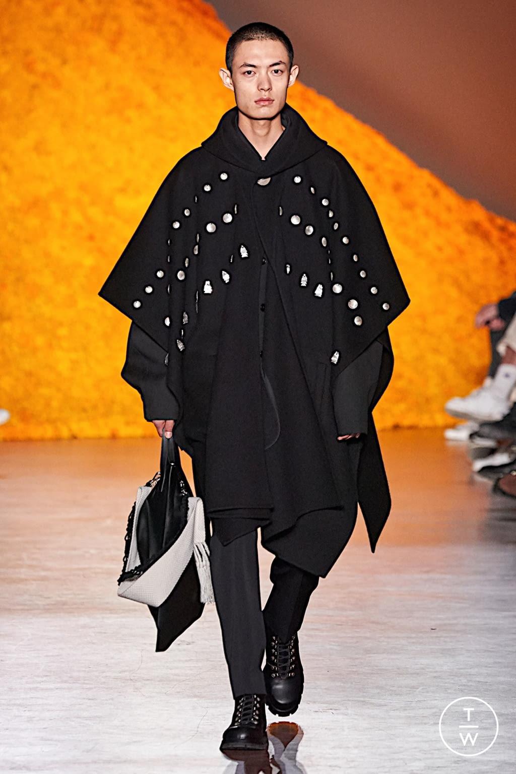 Fashion Week Florence Fall/Winter 2020 look 39 de la collection Jil Sander menswear