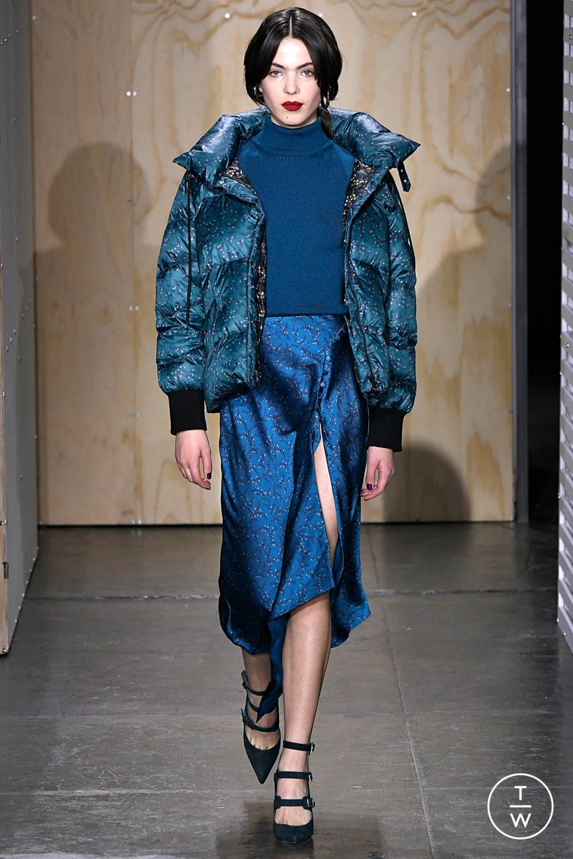 Fashion Week New York Fall/Winter 2019 look 21 from the Jonathan Simkhai collection womenswear