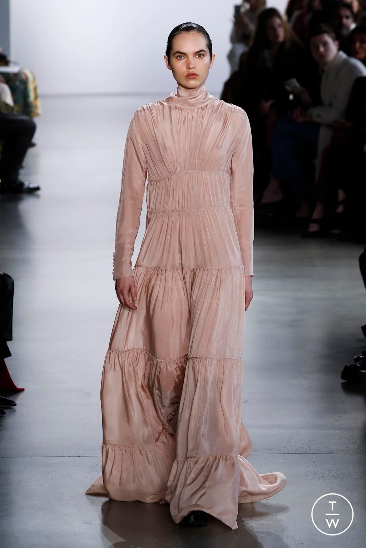 Fashion Week New York Fall/Winter 2020 look 34 from the Jonathan Simkhai collection womenswear