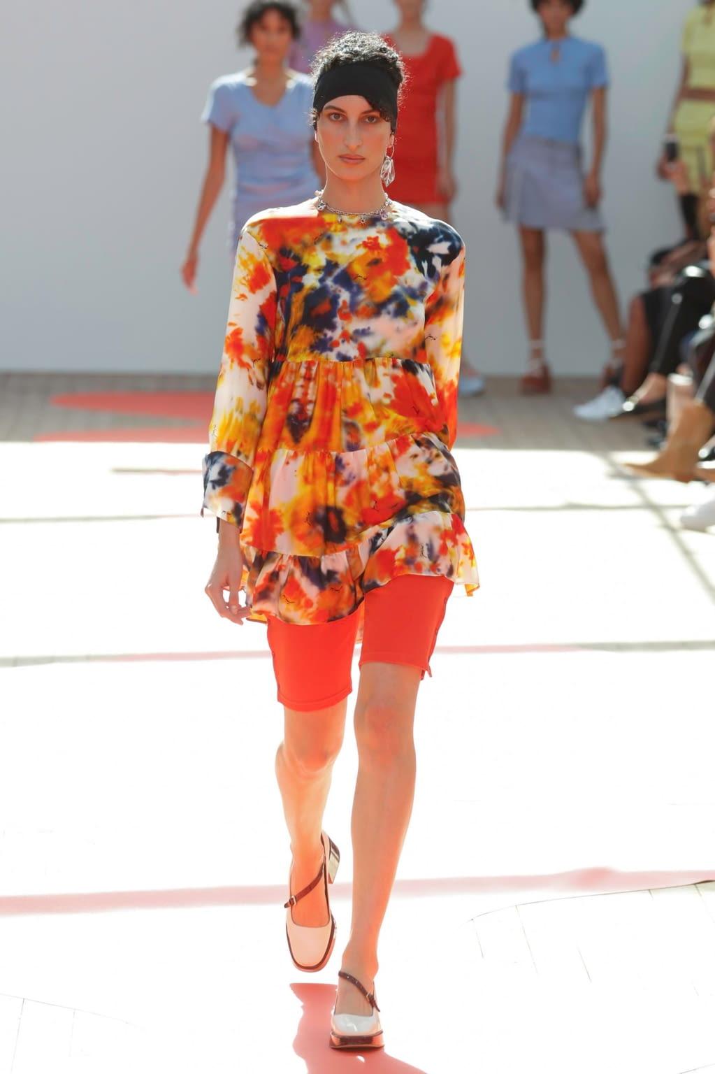 Fashion Week Paris Spring/Summer 2019 look 7 de la collection Jour/Né womenswear
