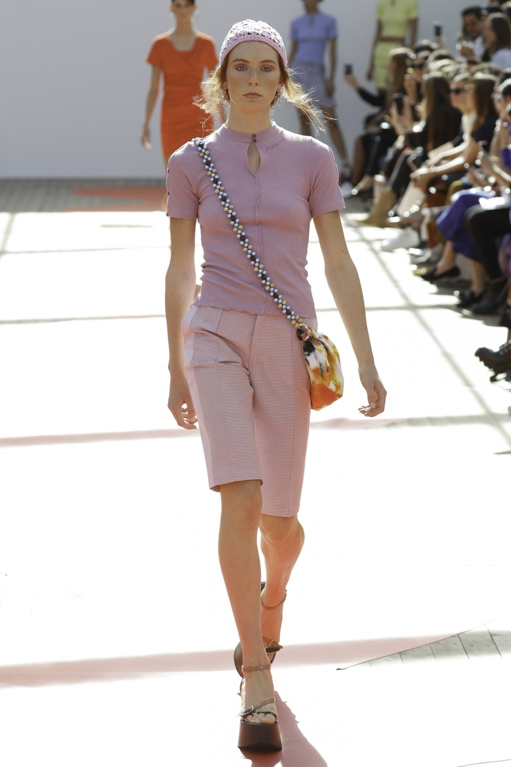 Fashion Week Paris Spring/Summer 2019 look 9 from the Jour/Né collection 女装