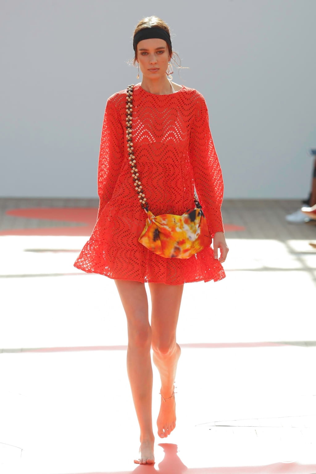 Fashion Week Paris Spring/Summer 2019 look 26 de la collection Jour/Né womenswear