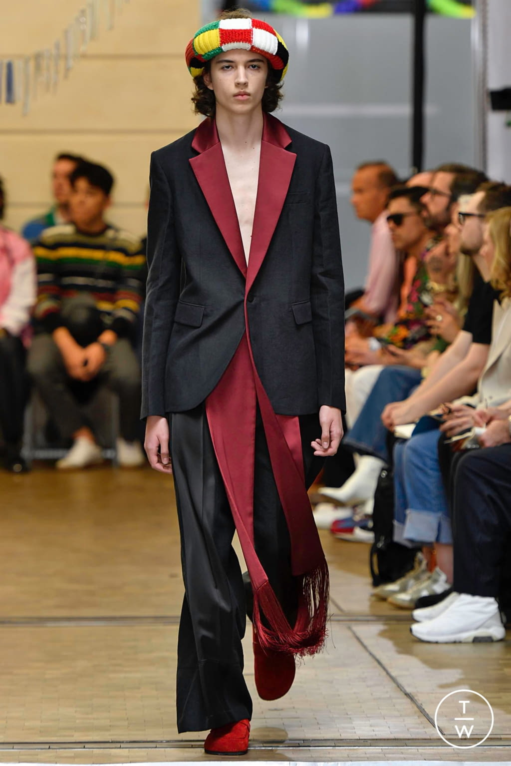 Fashion Week Paris Spring/Summer 2020 look 27 from the JW Anderson collection menswear