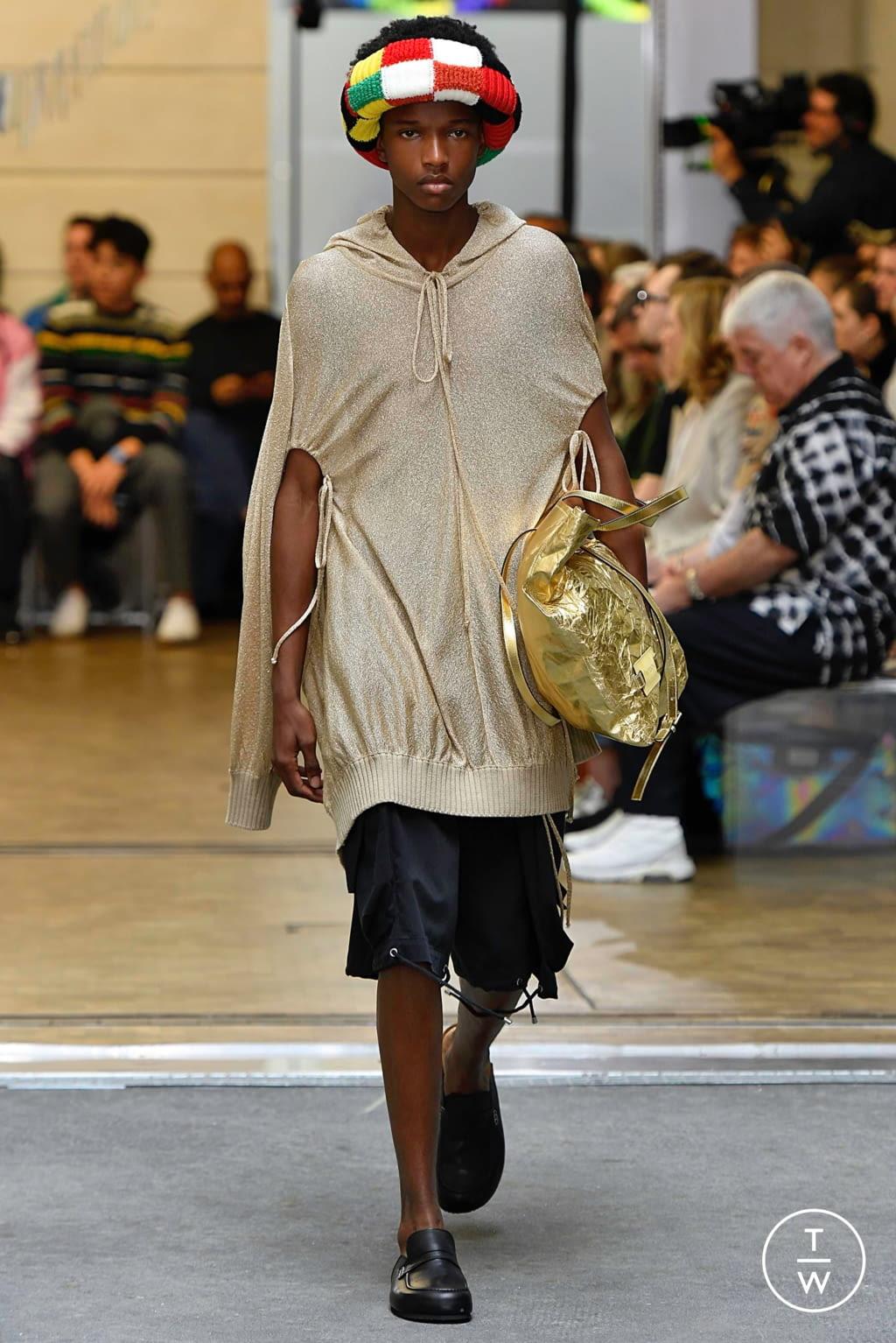 Fashion Week Paris Spring/Summer 2020 look 37 de la collection JW Anderson menswear