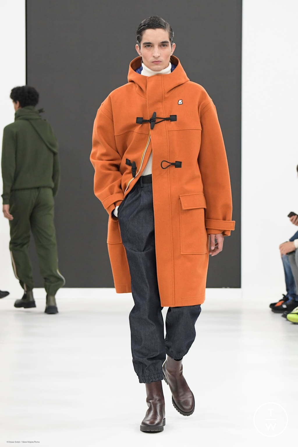 Fashion Week Florence Fall/Winter 2020 look 30 from the K-WAY collection menswear