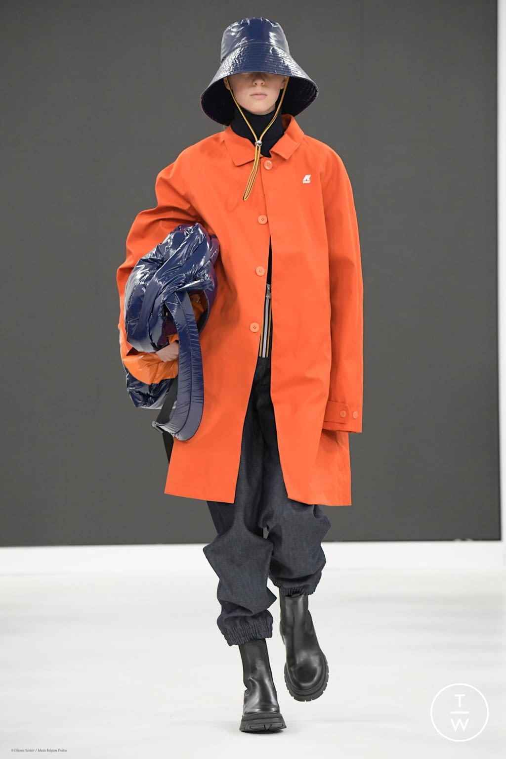 Fashion Week Florence Fall/Winter 2020 look 36 from the K-WAY collection menswear