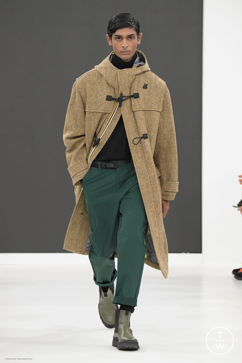 Fashion Week Florence Fall/Winter 2020 look 40 from the K-WAY collection menswear