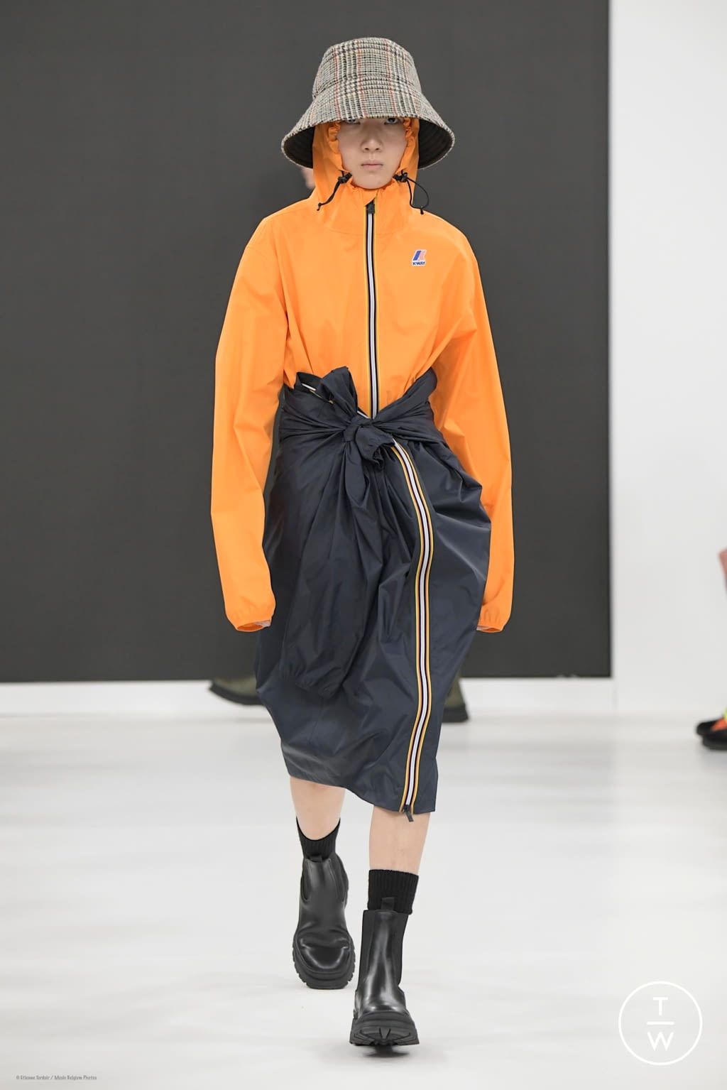 Fashion Week Florence Fall/Winter 2020 look 47 from the K-WAY collection menswear
