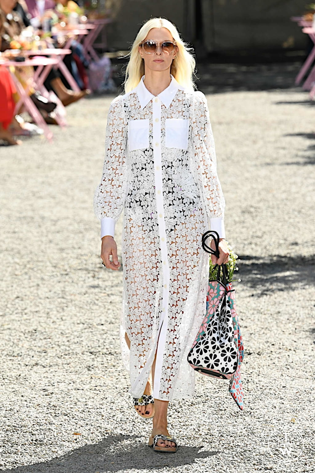 Fashion Week New York Spring/Summer 2020 look 3 from the Kate Spade New York collection womenswear