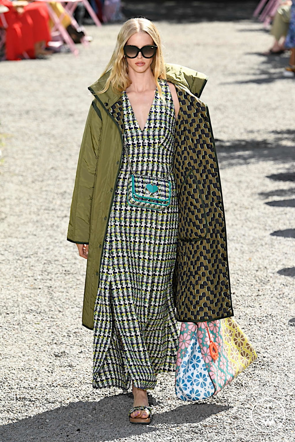 Fashion Week New York Spring/Summer 2020 look 31 from the Kate Spade New York collection womenswear