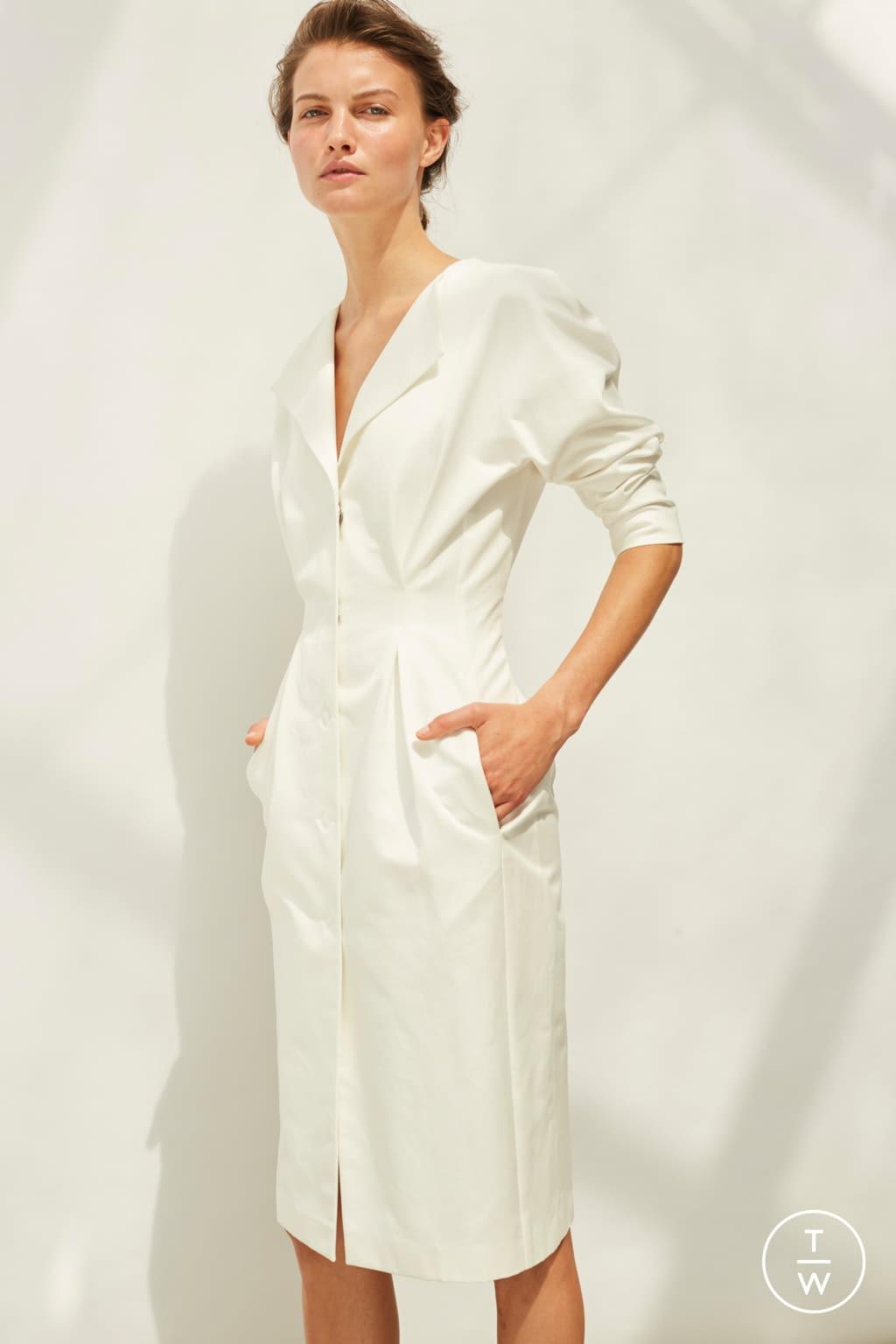 Fashion Week Paris Resort 2020 look 2 from the Kristina Fidelskaya collection womenswear