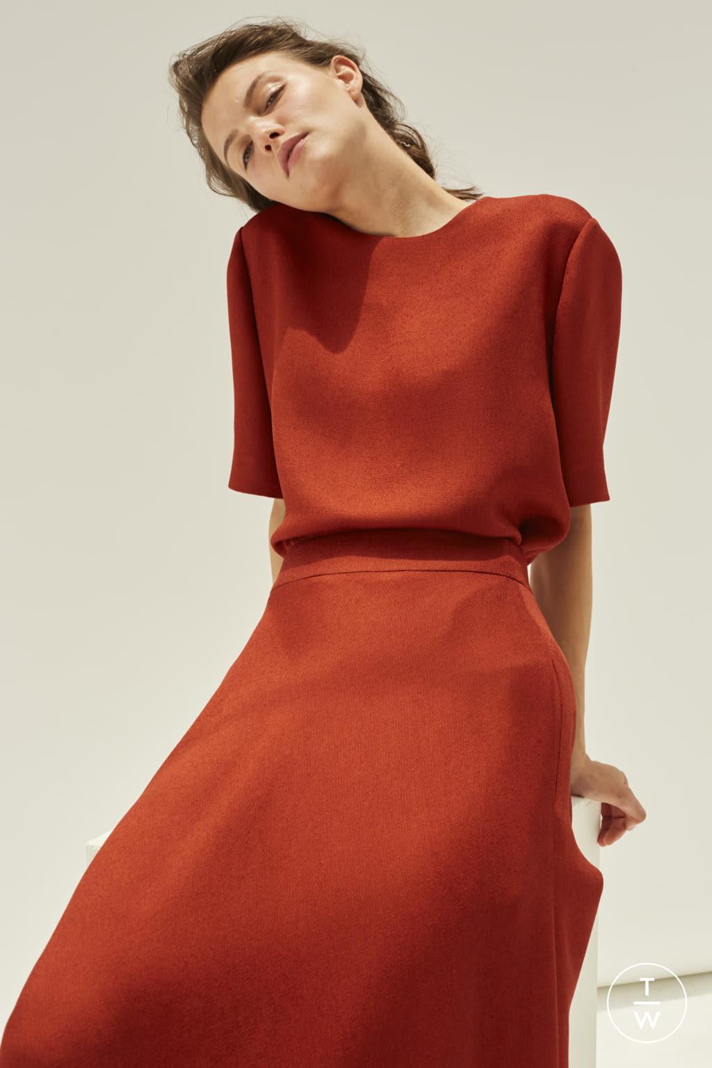 Fashion Week Paris Resort 2020 look 16 from the Kristina Fidelskaya collection womenswear