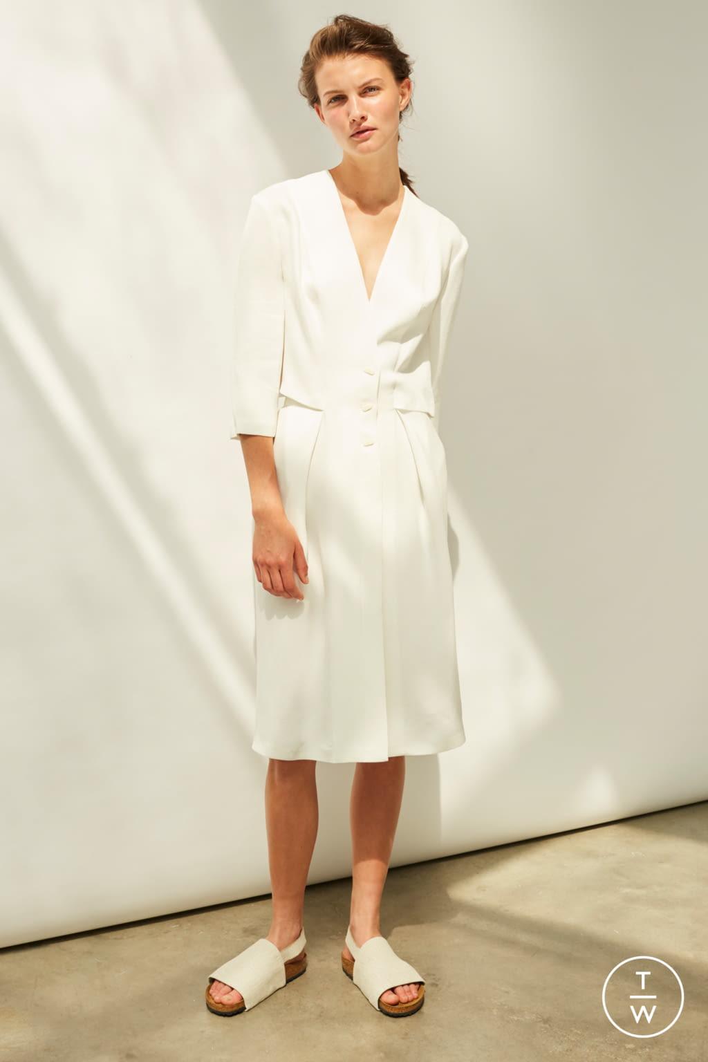 Fashion Week Paris Resort 2020 look 5 from the Kristina Fidelskaya collection womenswear