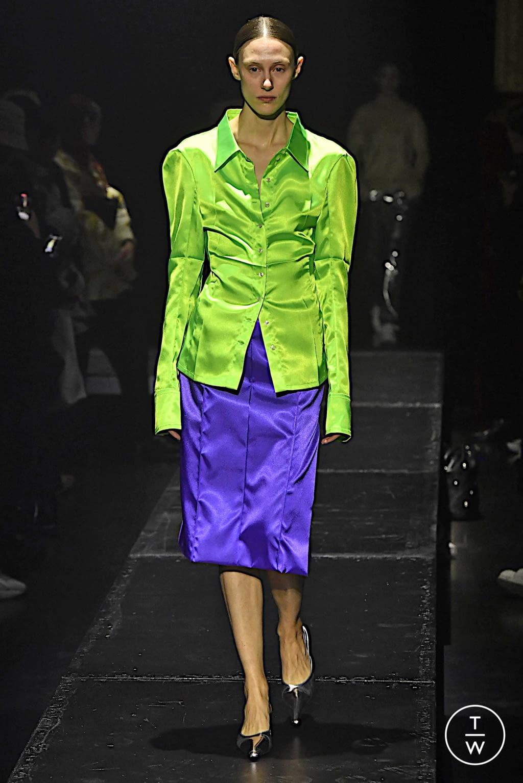 Fashion Week Paris Fall/Winter 2020 look 7 from the KWAIDAN EDITIONS collection womenswear