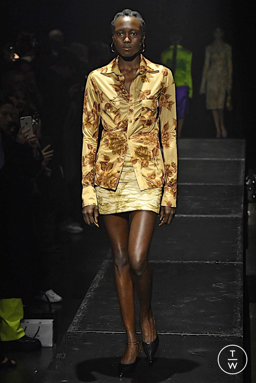 Fashion Week Paris Fall/Winter 2020 look 9 from the KWAIDAN EDITIONS collection womenswear