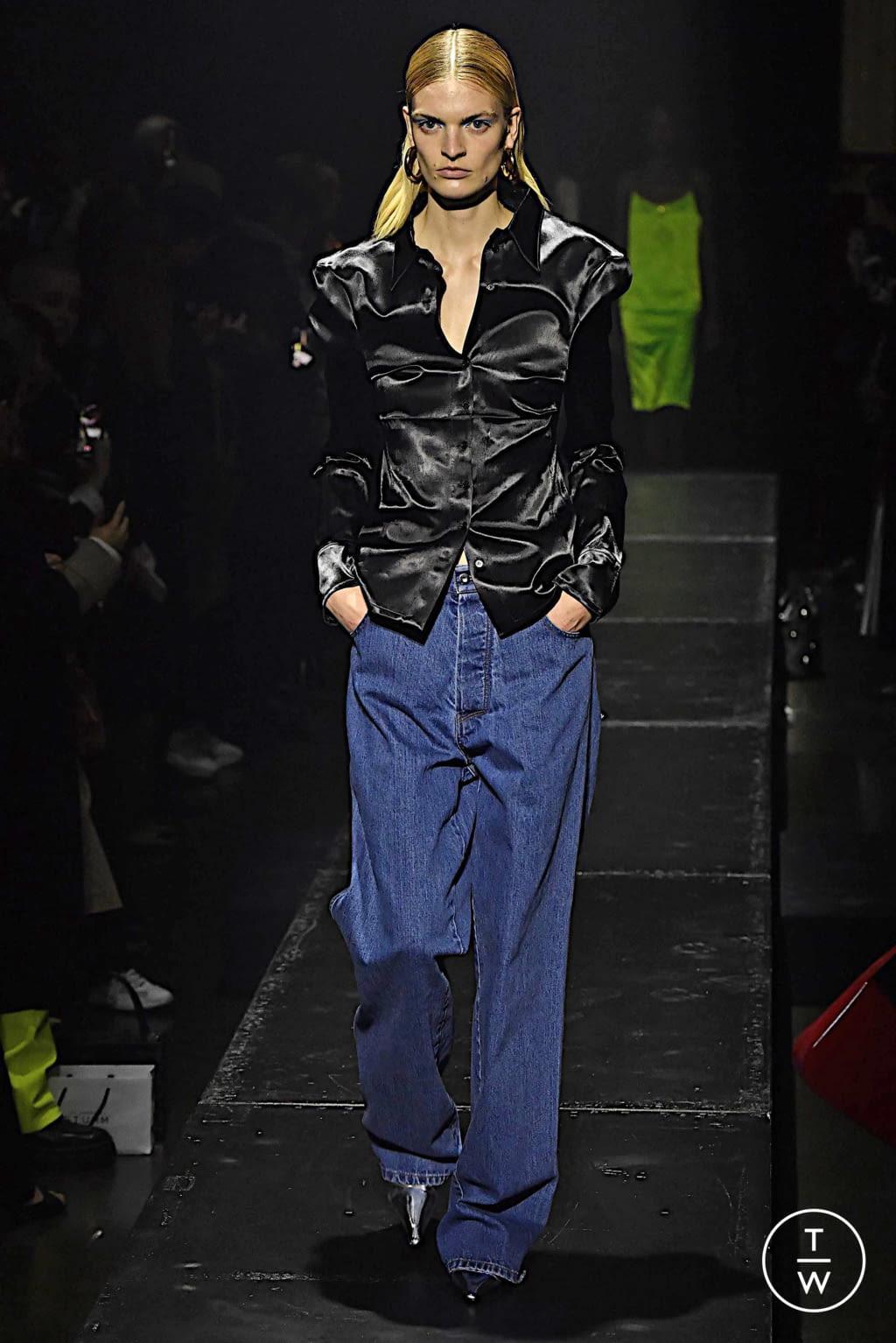 Fashion Week Paris Fall/Winter 2020 look 12 from the KWAIDAN EDITIONS collection womenswear