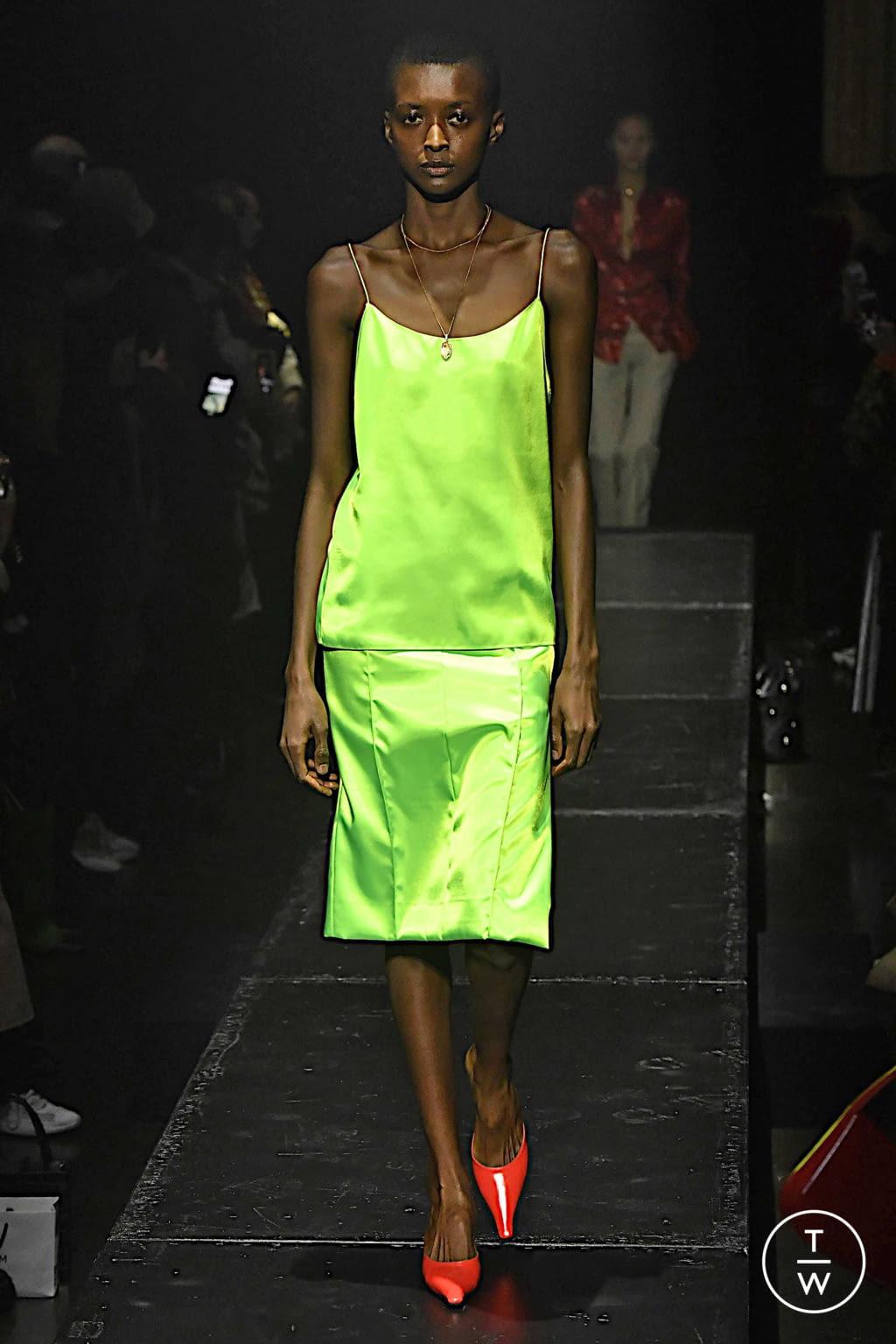 Fashion Week Paris Fall/Winter 2020 look 13 from the KWAIDAN EDITIONS collection womenswear