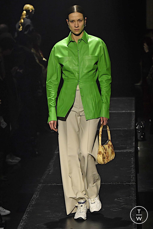 Fashion Week Paris Fall/Winter 2020 look 21 from the KWAIDAN EDITIONS collection womenswear