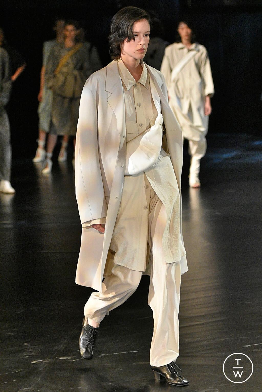 Fashion Week Paris Spring/Summer 2019 look 22 de la collection Lemaire womenswear