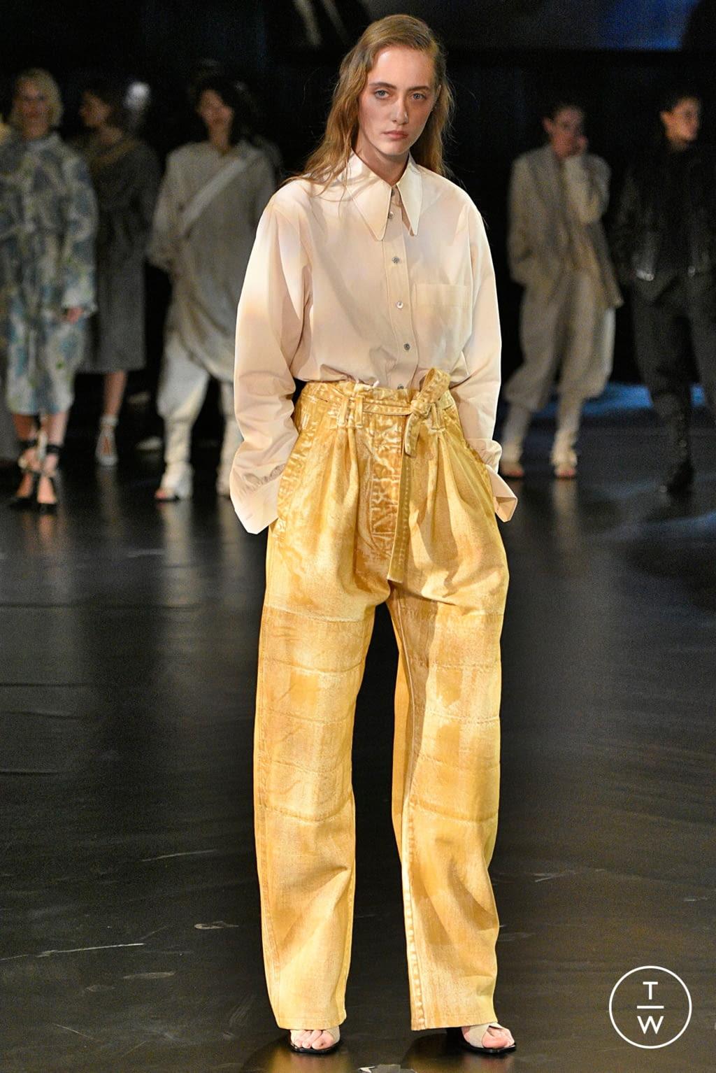 Fashion Week Paris Spring/Summer 2019 look 37 de la collection Lemaire womenswear