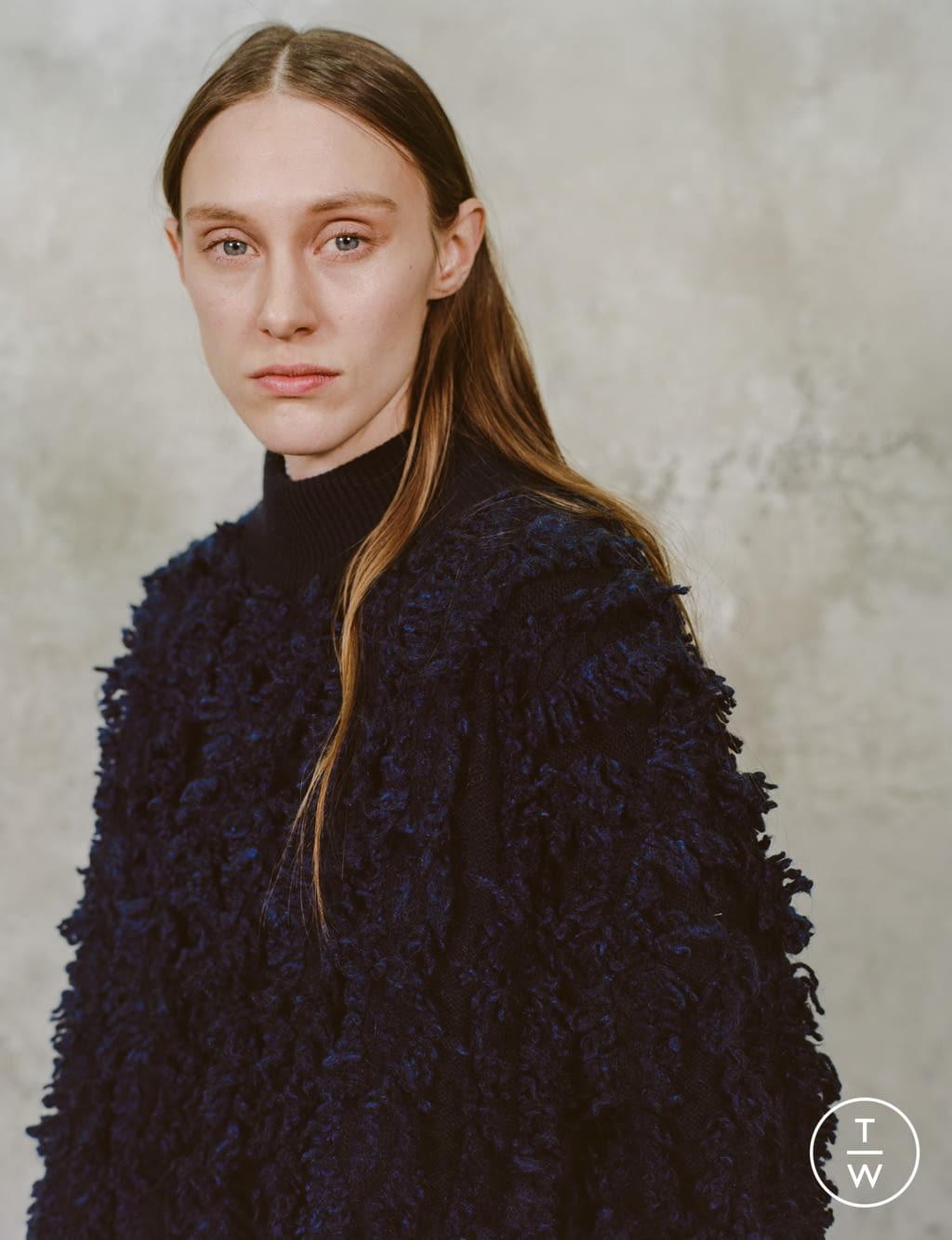 Fashion Week Paris Pre-Fall 2020 look 4 de la collection Dawei womenswear