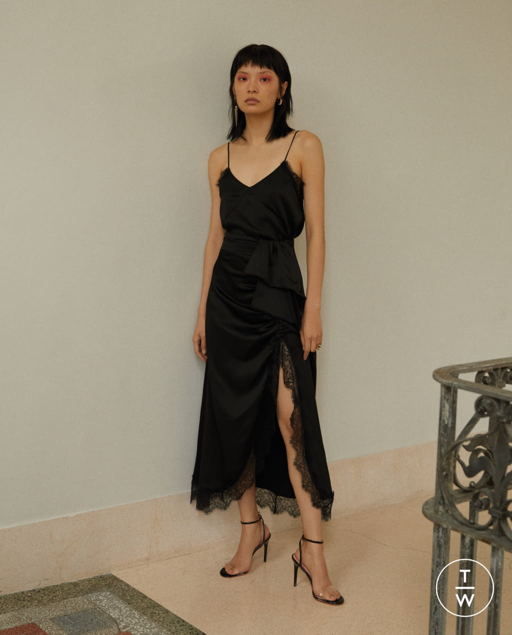 Fashion Week Paris Spring/Summer 2020 look 15 from the Vanessa Cocchiaro collection womenswear