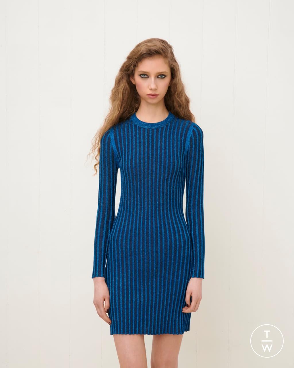 Fashion Week London Fall/Winter 2020 look 17 from the Bella Freud collection womenswear