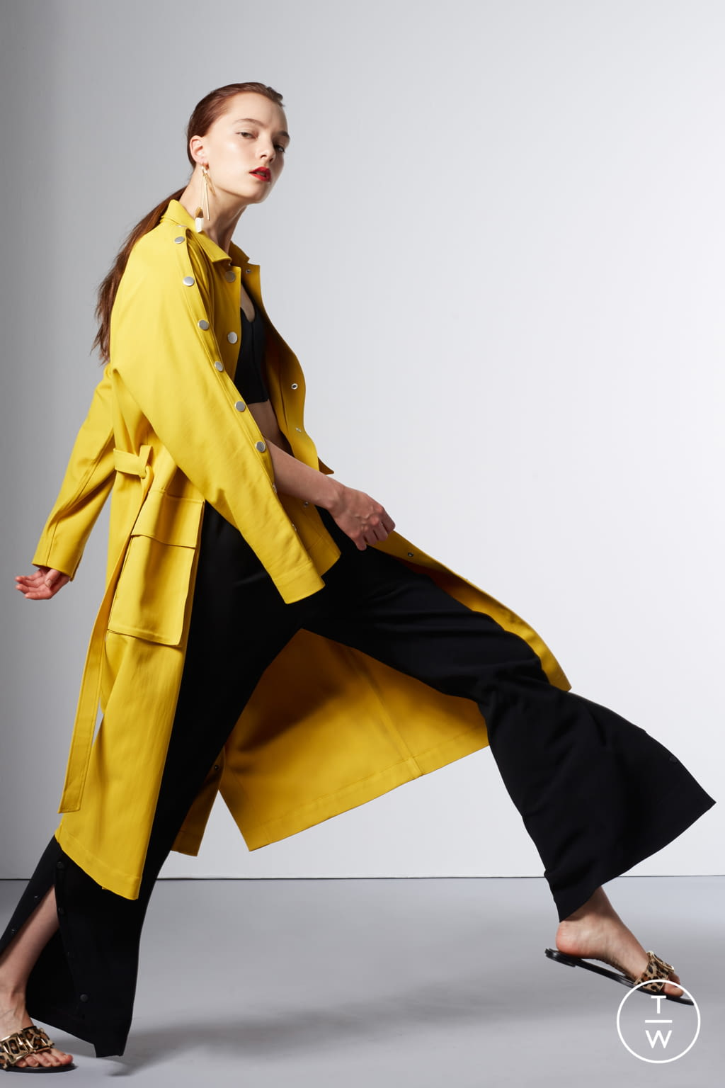 Fashion Week New York Resort 2017 look 21 from the Tibi collection womenswear