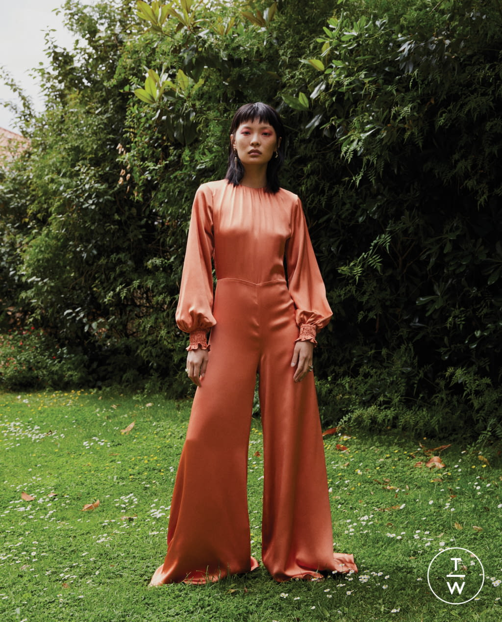 Fashion Week Paris Spring/Summer 2020 look 21 from the Vanessa Cocchiaro collection womenswear