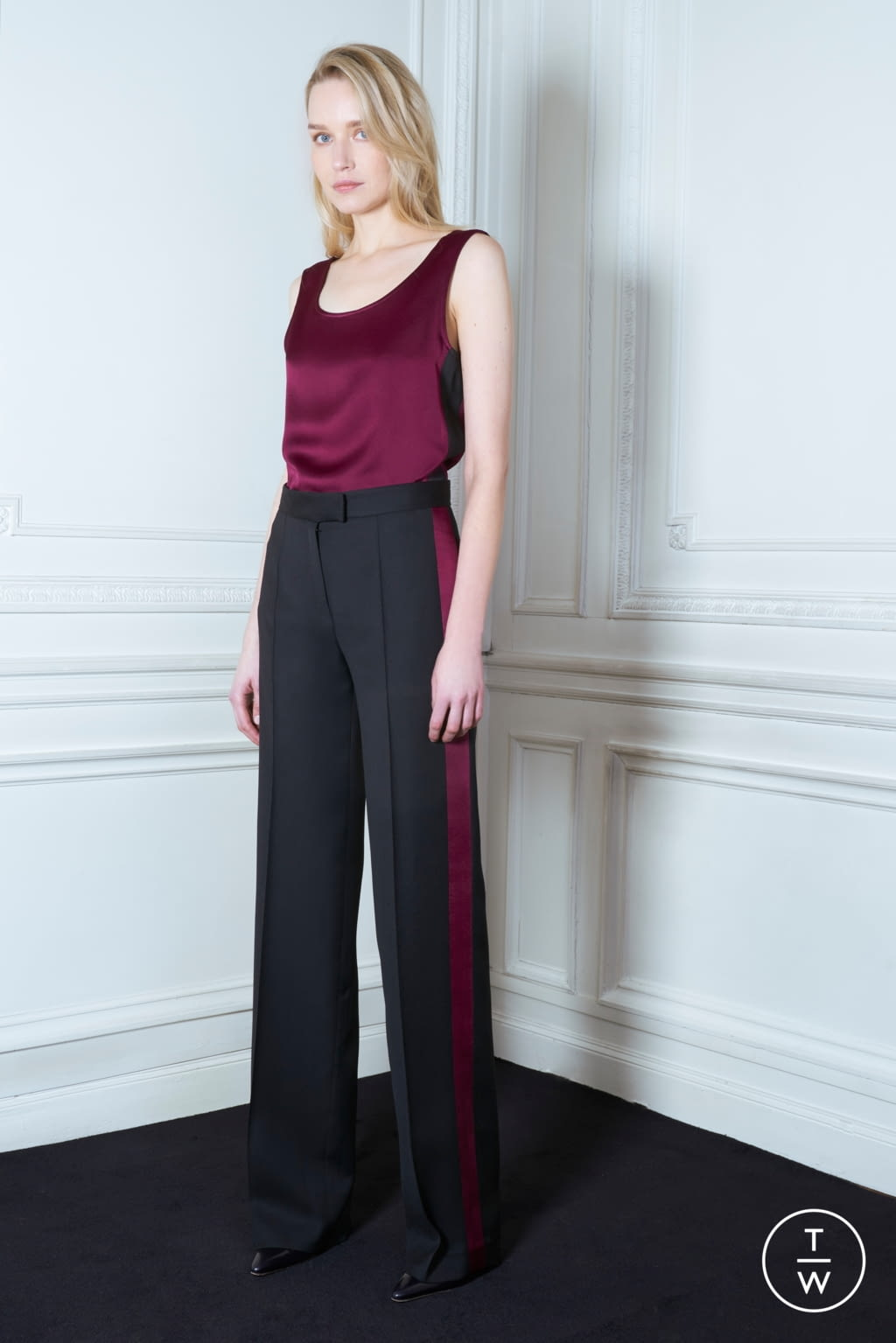 Fashion Week Paris Fall/Winter 2019 look 28 from the Pallas Paris collection womenswear