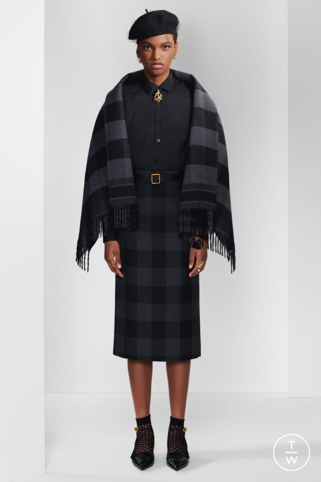 Fashion Week Paris Pre-Fall 2020 look 36 de la collection Christian Dior womenswear