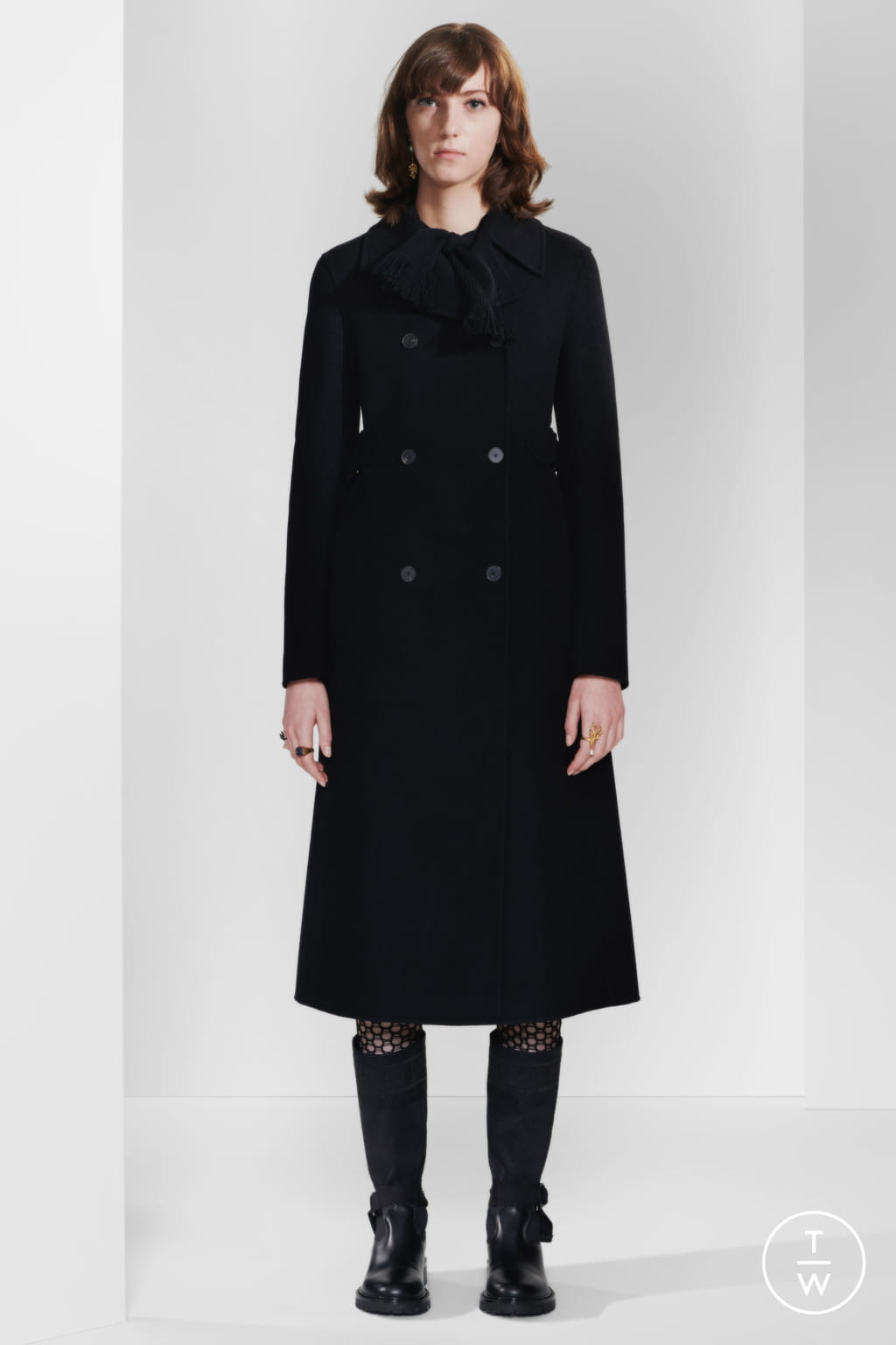 Fashion Week Paris Pre-Fall 2020 look 97 de la collection Christian Dior womenswear