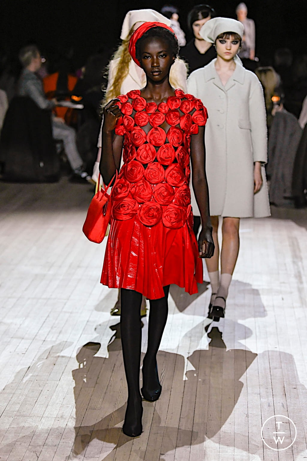 Fashion Week New York Fall/Winter 2020 look 33 de la collection Marc Jacobs womenswear