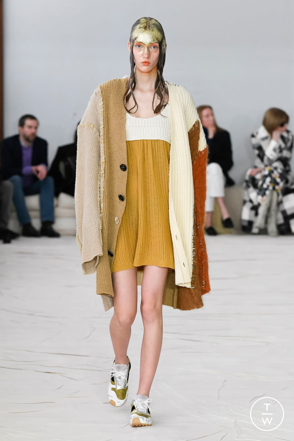 Fashion Week Milan Fall/Winter 2020 look 13 from the Marni collection womenswear