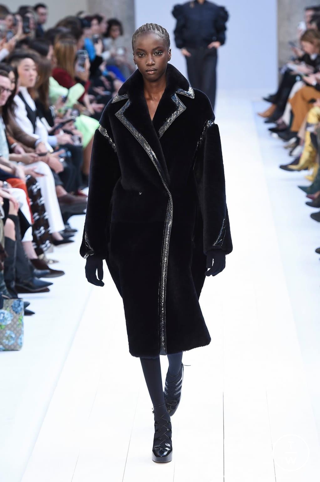 Fashion Week Milan Fall/Winter 2020 look 5 de la collection Max Mara womenswear